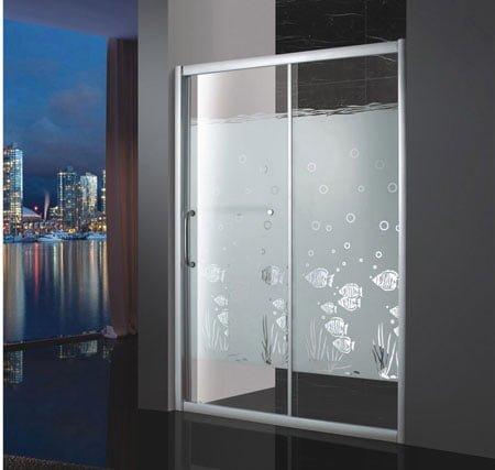 Cabin tắm vách kính TDO T-6033
