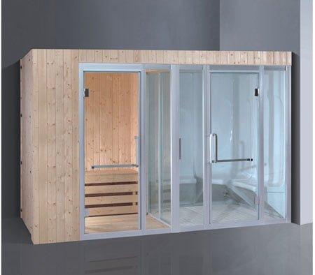 Phòng xông hơi khô và ướt TDO 9017