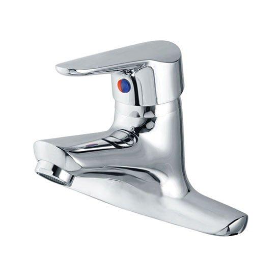 Vòi rửa lavabo nóng lạnh Caesar B122CP (B122CU)