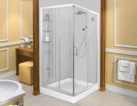 Vách kính tắm loại nào phù hợp cho không gian của bạn
