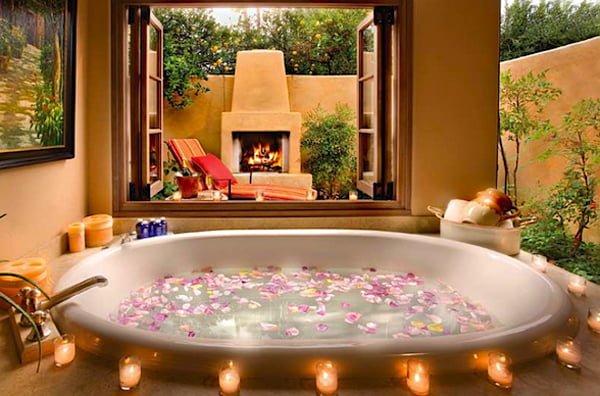 Bồn tắm cần được hoạt động thử trước khi đưa vào sử dụng