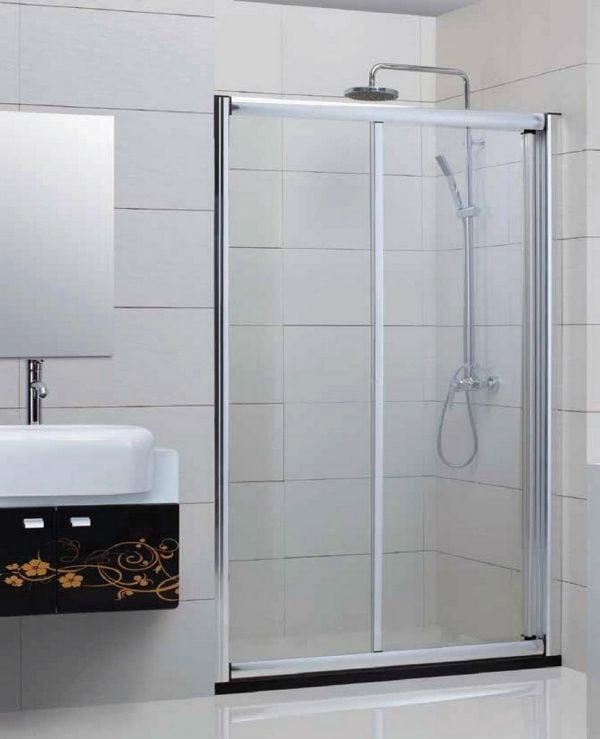Vách tắm kính là một thiết kế với phong cách hiện đại sử dụng chất liệu kính cường lực để làm vách ngăn
