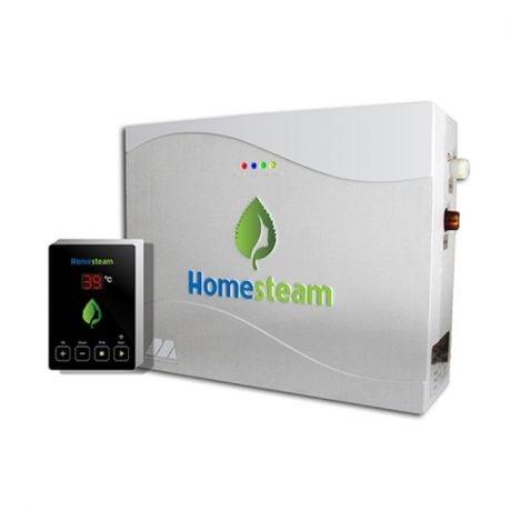 Vì sao bạn nên lựa chọn máy xông hơi Homesteam cho phòng xông hơi ướt?