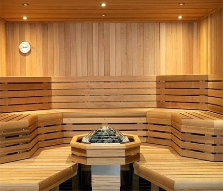 Thiết kế phòng xông hơi theo yêu cầu- phòng xông hơi khô cần có gì?