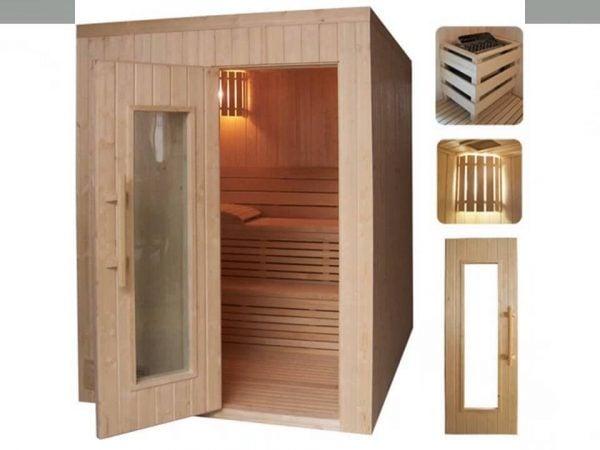 Xông hơi khô hay sauna là quá trình được thực hiện bằng cách gia tăng nhiệt độ của cơ thể