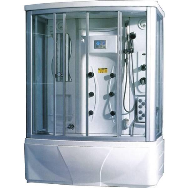Thi công phòng xông hơi nước có sẵn vô cùng đơn giản