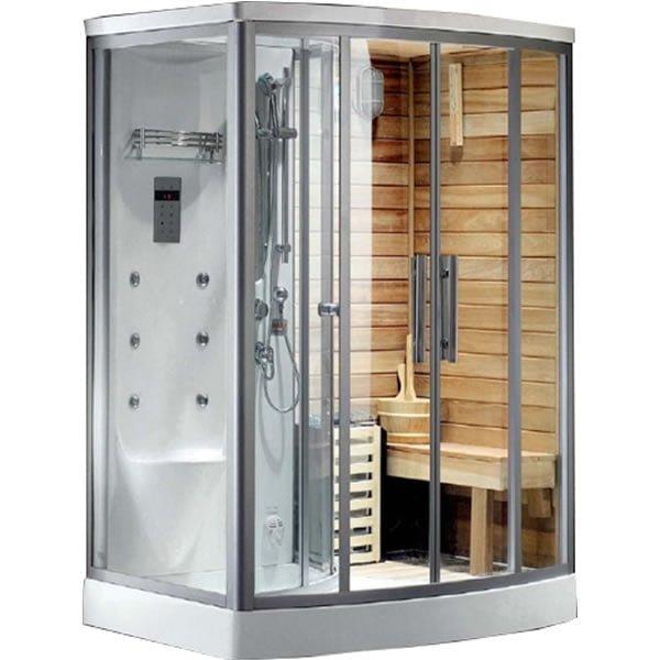 Phòng xông hơi ướt hoạt động trên nguyên lý tỏa nhiệt