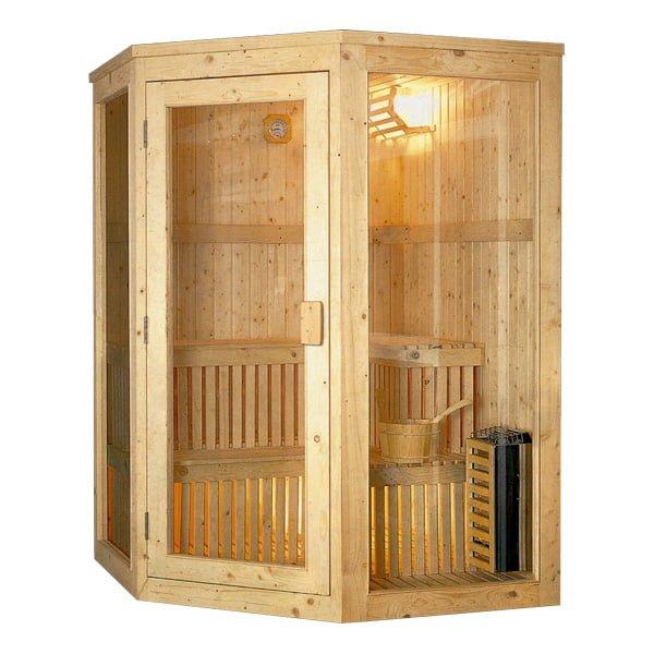 Lựa chọn phòng xông hơi phù hợp với không gian nhà tắm của gia đình bạn