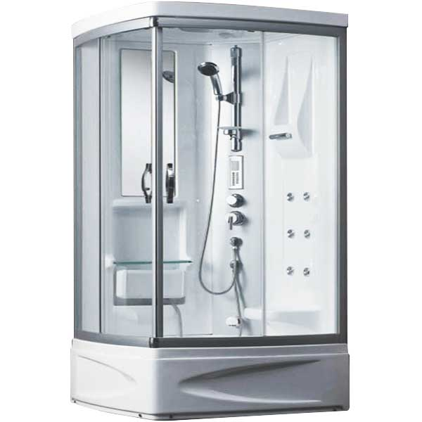 Phòng tắm xông hơi Euroking EU-8600 được thiết kế với kích thước 950 x 950 x 2120mm