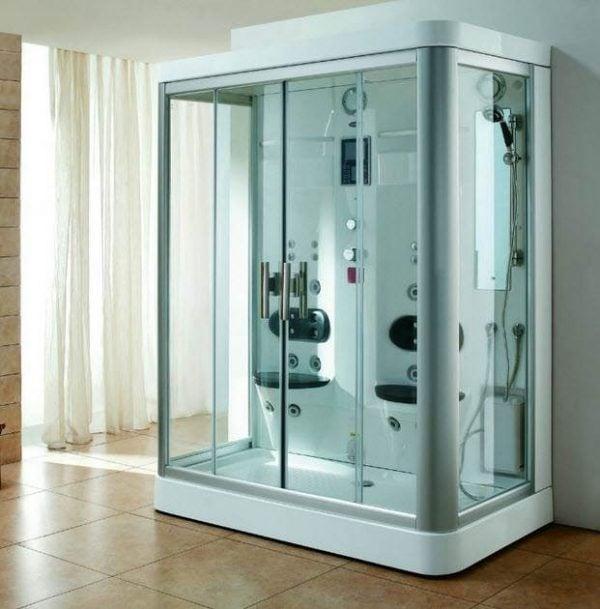 Phòng xông hơi massage đa dạng kích thước theo nhu cầu sử dụng
