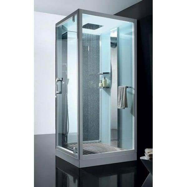 Phòng tắm xông hơi ướt được làm đầy bằng nhiệt độ và độ ẩm cao