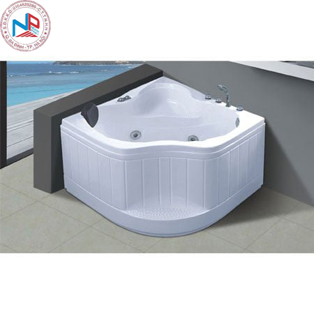 Bồn tắm góc massage TDO T-3043