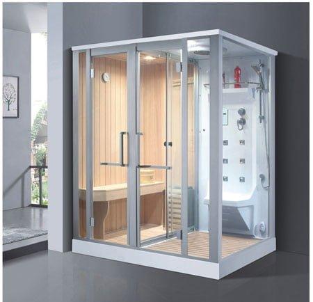 Phòng xông hơi khô và ướt TDO 9002