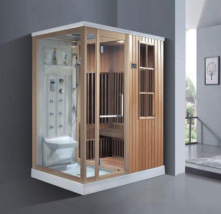 Phòng xông hơi khô và ướt TDO 9003