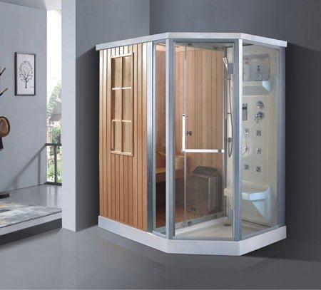 Phòng xông hơi khô và ướt TDO T-9006