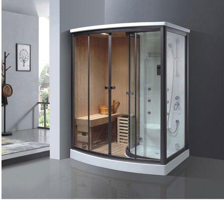 Phòng xông hơi khô và ướt TDO 9007