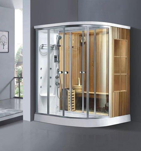 Phòng xông hơi khô và ướt TDO 9011A