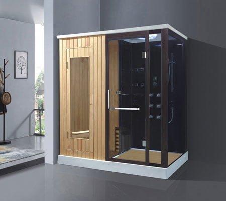 Phòng xông hơi khô và ướt TDO 9012