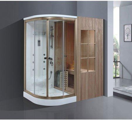 Phòng xông hơi khô và ướt TDO 9015