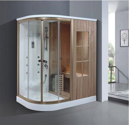 Phòng xông hơi khô và ướt TDO 9004