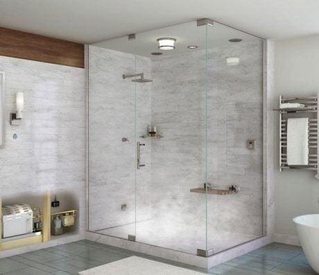 Những yếu tố quan trọng cần lưu ý khi thực hiện lắp đặt vách kính tắm