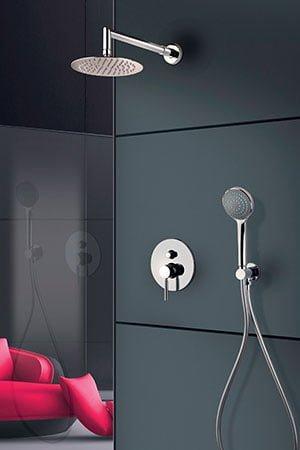 Sen tắm Crolla Shower 10254 âm tường