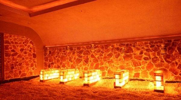 Phòng xông đá muối có những công dụng độc đáo riêng