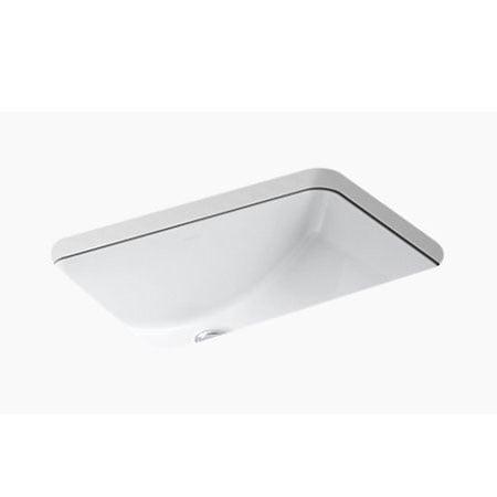 Chậu rửa lavabo Kohler K-2214X-0 âm bàn