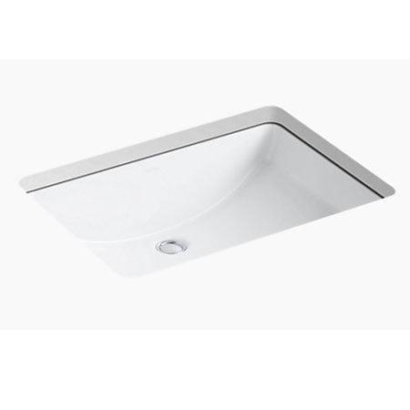 Chậu rửa lavabo Kohler K-2215X-0 âm bàn