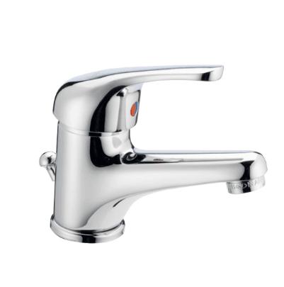 Vòi rửa lavabo Crolla 225028CR nóng lạnh