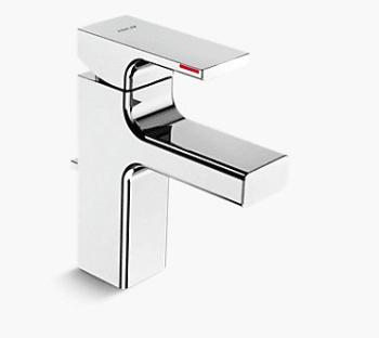Vòi rửa lavabo Kohler K-37327T-4-CP