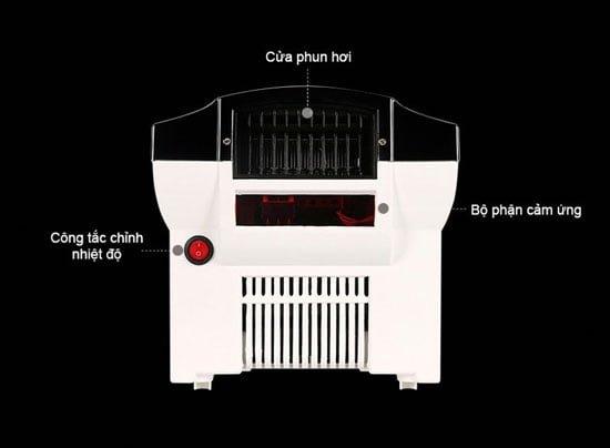 Máy sấy tay Interhasa HSD- A1003