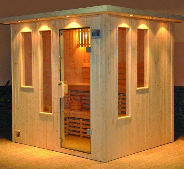 Tùy thuộc vào diện tích không gian nhà tắm để lựa chọn được mẫu phòng xông hơi phù hợp
