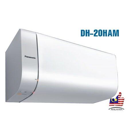 Bình nóng lạnh Panasonic DH-20HAM không cần bảo trì