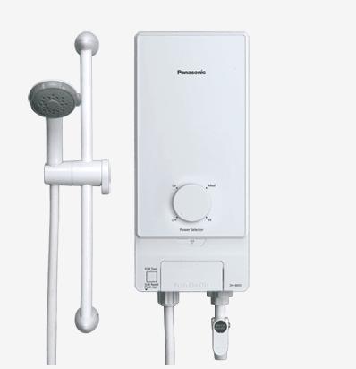 Bình nóng lạnh Panasonic DH-4MS1VW