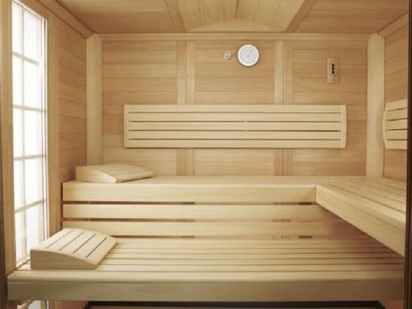 Lựa chọn vật liệu phù hợp để có thể sở sở hữu phòng xông hơi theo ý muốn