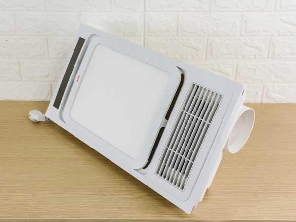 Máy sưởi phòng tắm âm trần Braun Kohn PT02R