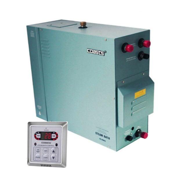 Máy xông hơi được xem là phụ kiện không thể thiếu trong mỗi không gian của phòng xông hơi