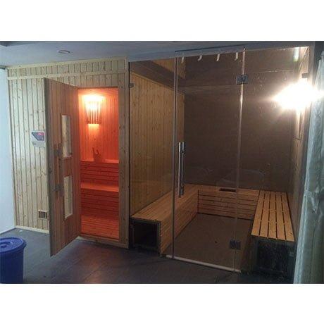 Phòng xông hơi theo nhu cầu NP2