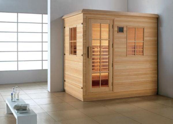 Phòng xông hơi khô TDO