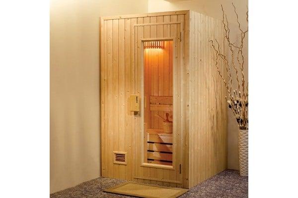 Mua máy xông hơi sauna cần lựa chọn công suất phù hợp thể tích phòng