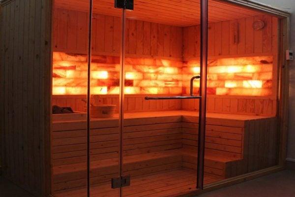 Máy xông hơi tia hồng ngoại sử dụng ánh sáng của nguồn phát nhiệt hồng ngoại