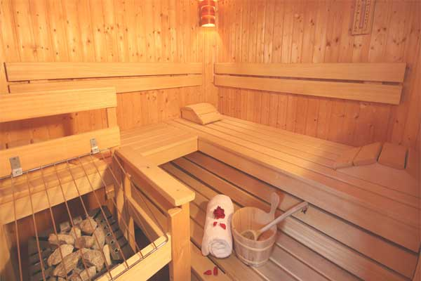 Máy xông hơi sauna lắp đặt đơn giản theo hướng dẫn của hãng sản xuất
