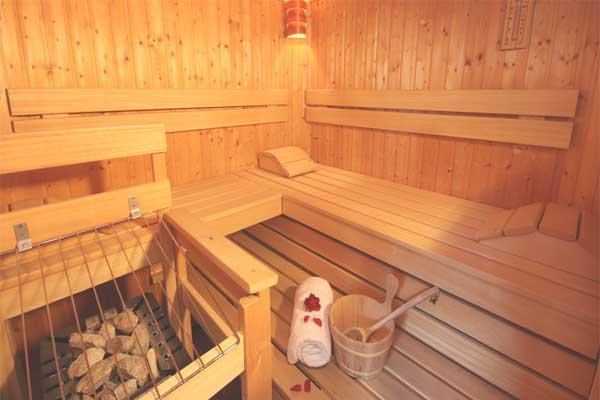 Máy xông hơi sauna sử dụng đơn giản theo quy trình nhất định