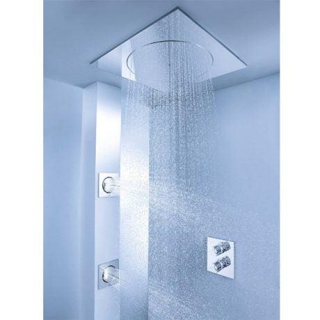Bộ sen tắm bát âm trần NP02