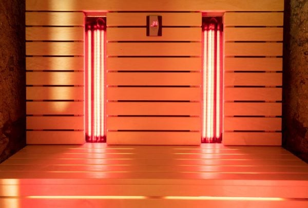 Ngân Phát cung cấp máy xông hơi tia hồng ngoại chất lượng