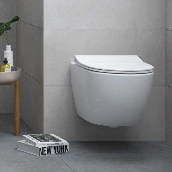 Caesar cung cấp nhiều thiết bị vệ sinh hiện đại