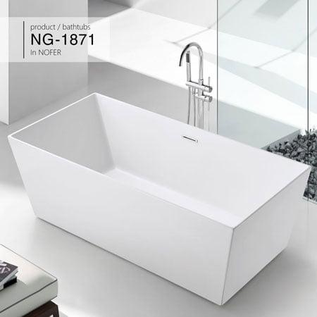 Bồn tắm Nofer NG-1871/ 1871 PLUS