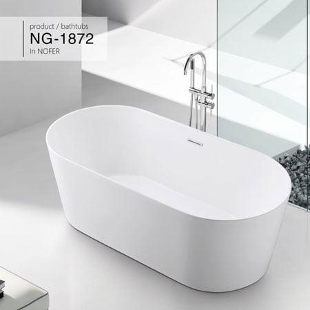 Bồn tắm Nofer NG-1872/ 1872 PLUS