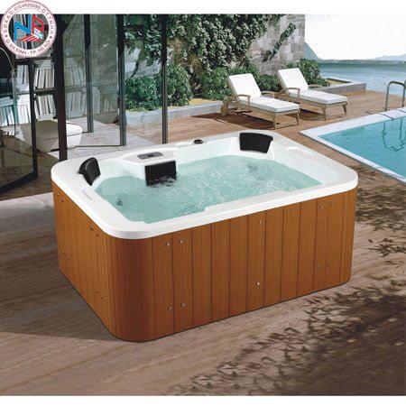 Bồn tắm massage tập thể TDO T-1011